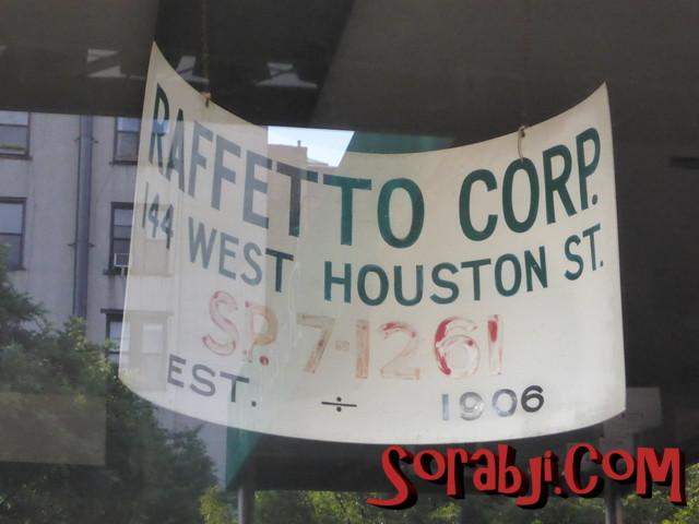SPring exchange, Raffetto Corp.