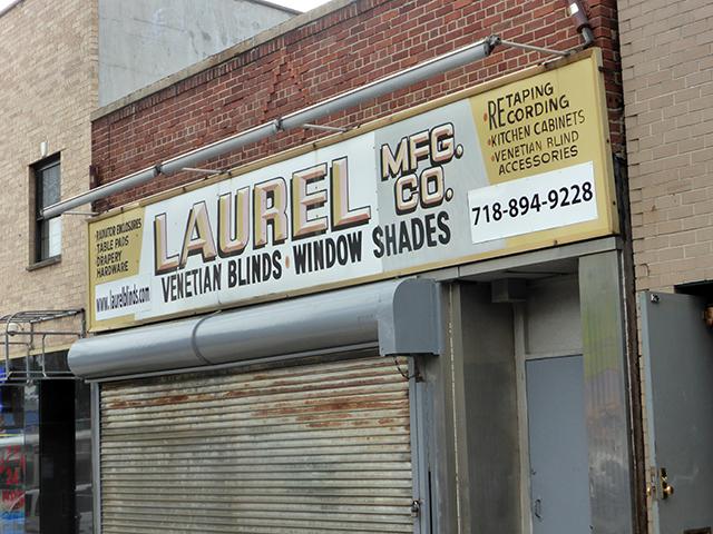 Laurel Manufacturing, modern phone number