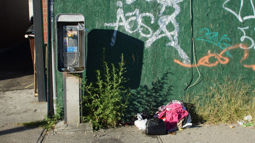 Another Abandoned Telestone Payphone The Payphone Project