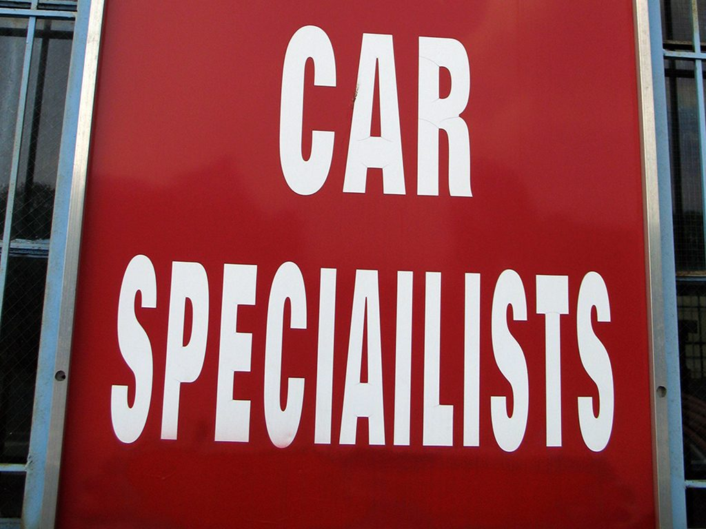CAR SPECIAILISTS