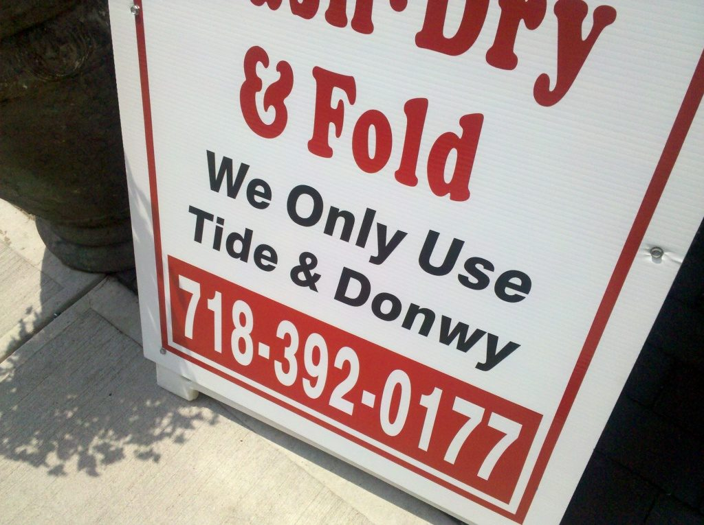 TIDE & DONWY