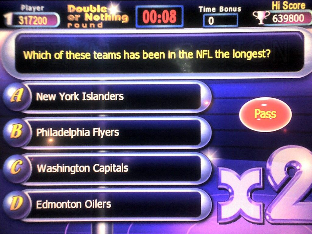 Which NFL Team?