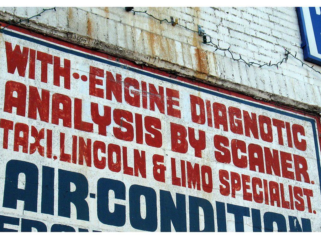 DIAGNOTIC BY SCANER