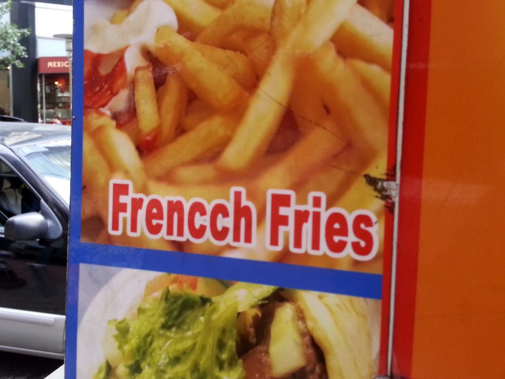 FRENCCH FRIES