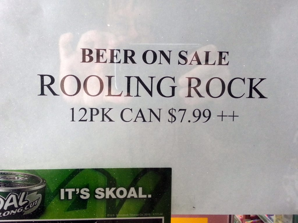 ROOLING ROCK
