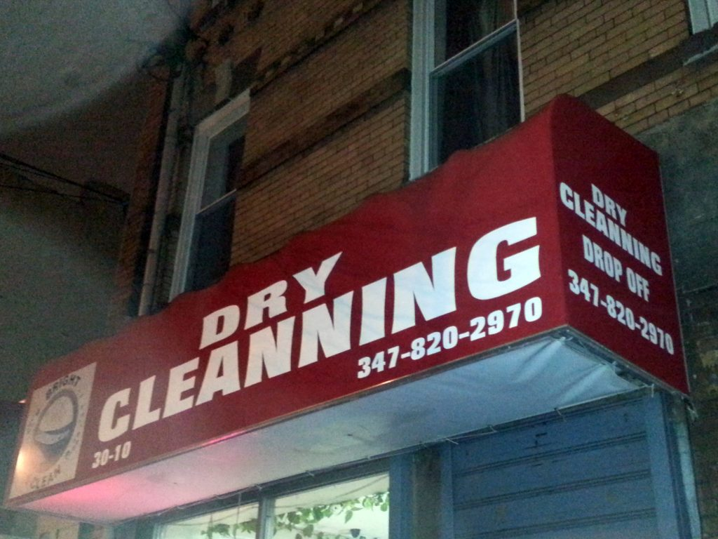 DRY CLEANNING