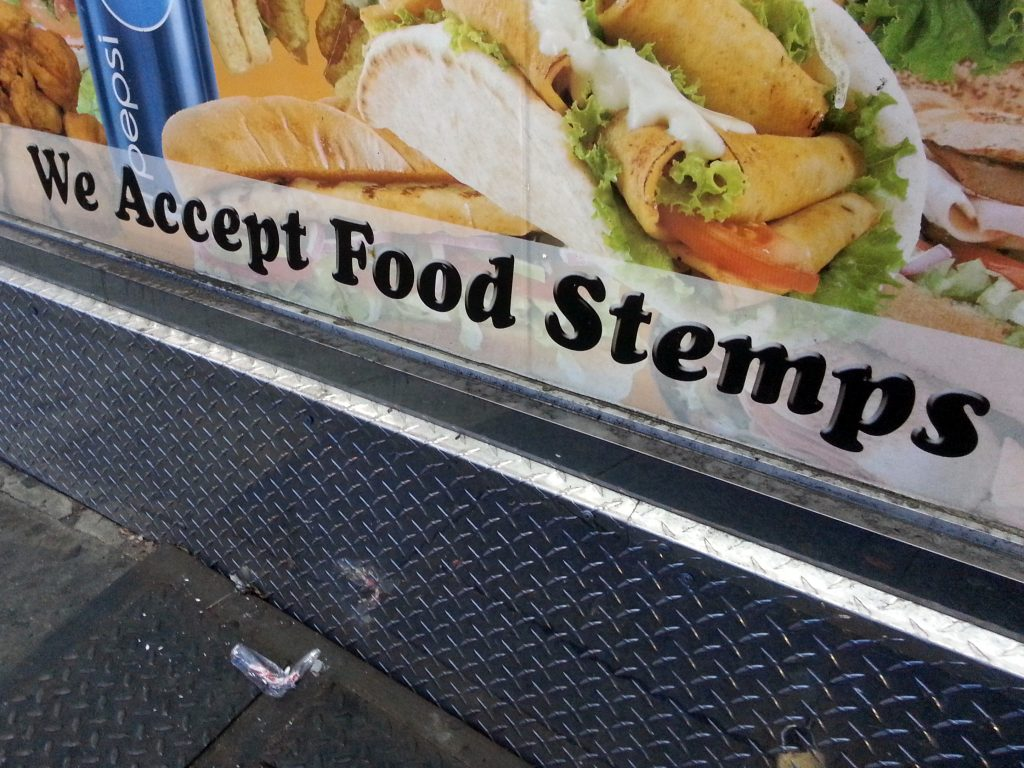 FOOD STEMPS