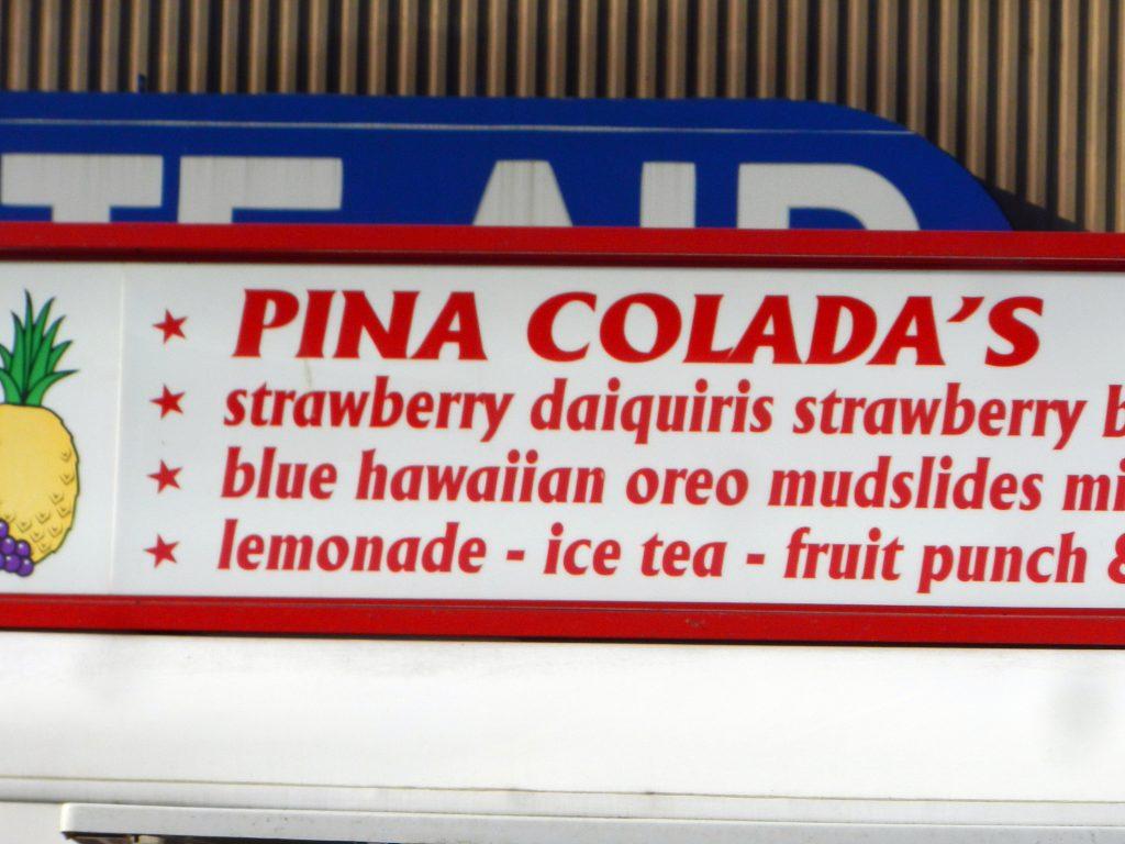 PINA COLADA'S