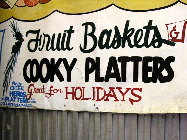 COOKY PLATTERS