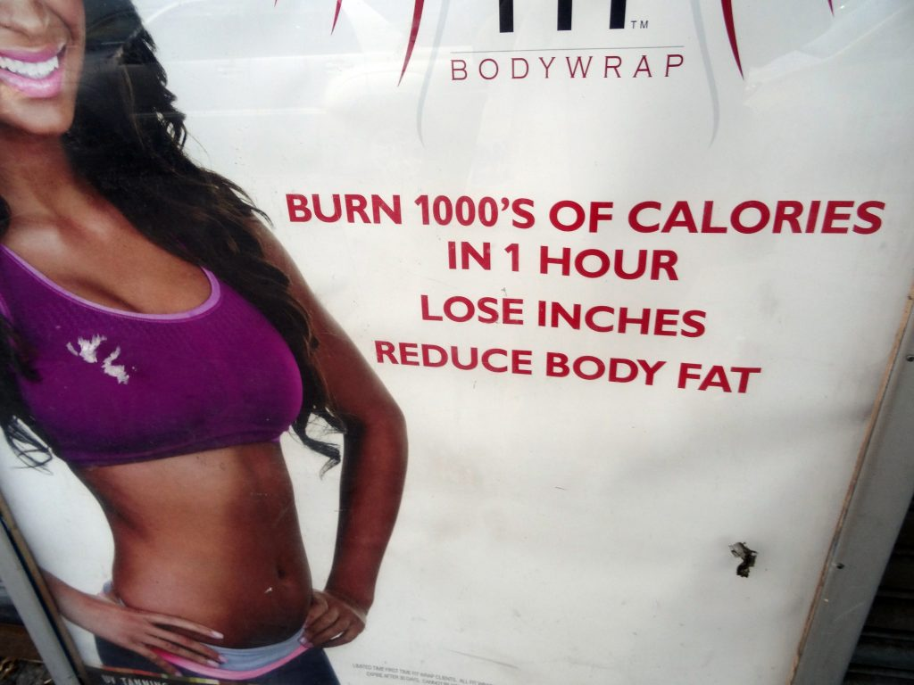 1000'S OF CALORIES