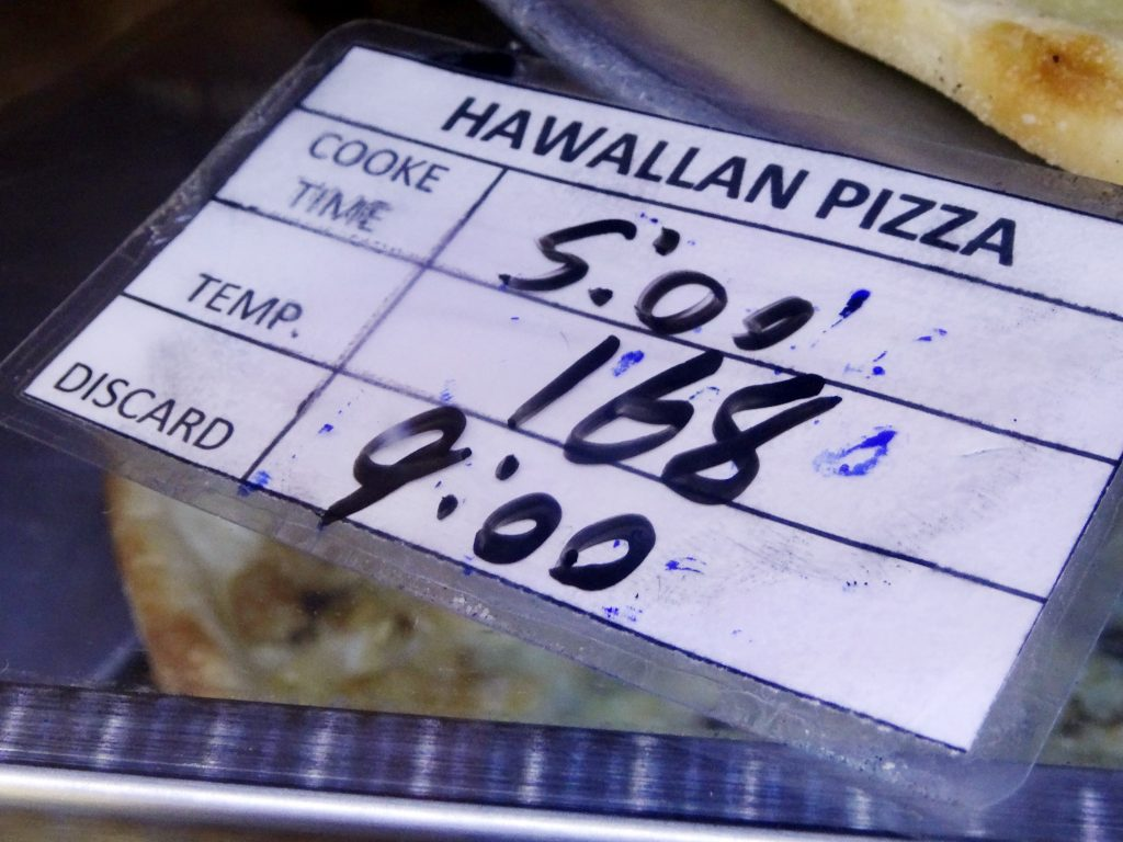 HAWALLAN PIZZA