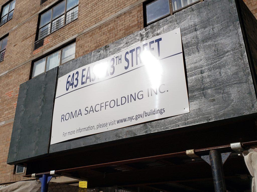 ROMA SACFFOLDING