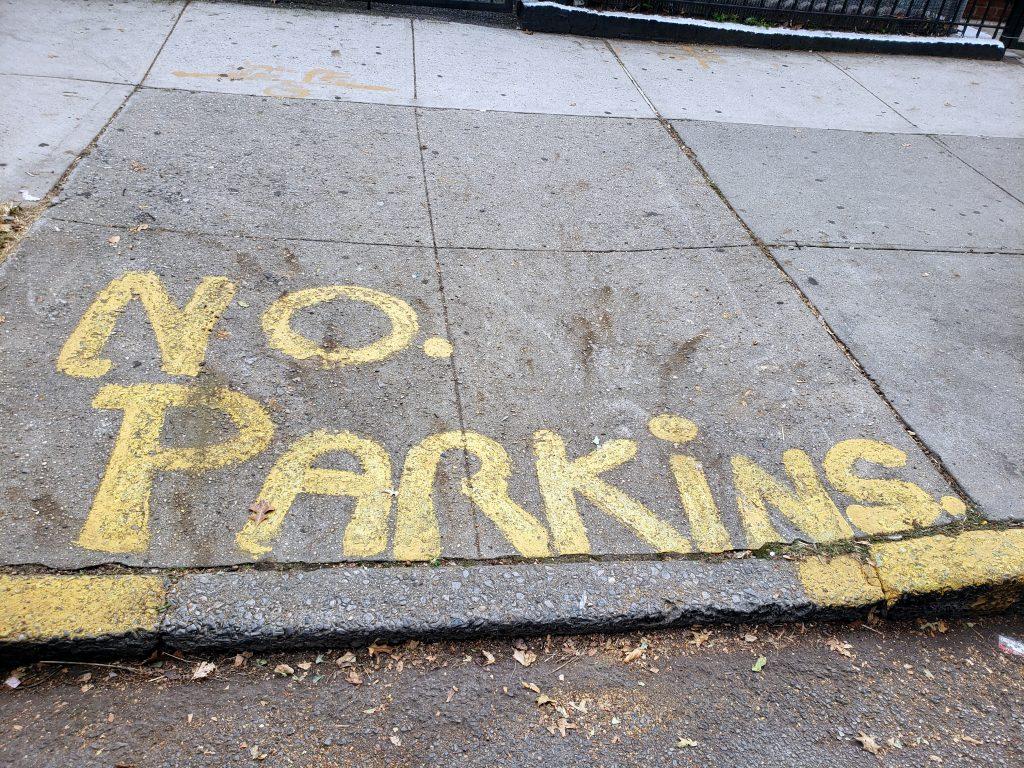 NO. PARKINS.