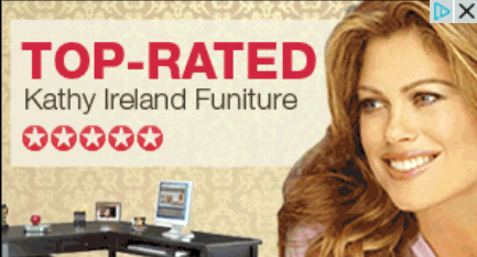 KATHY IRELAND FUNITURE